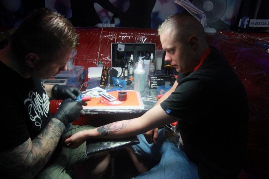 Galeria Mistrzowie Tatuażu W Mielnie Ekoszalinpl
