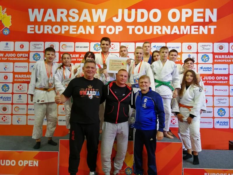 Puchar Europy Judo: Dwa