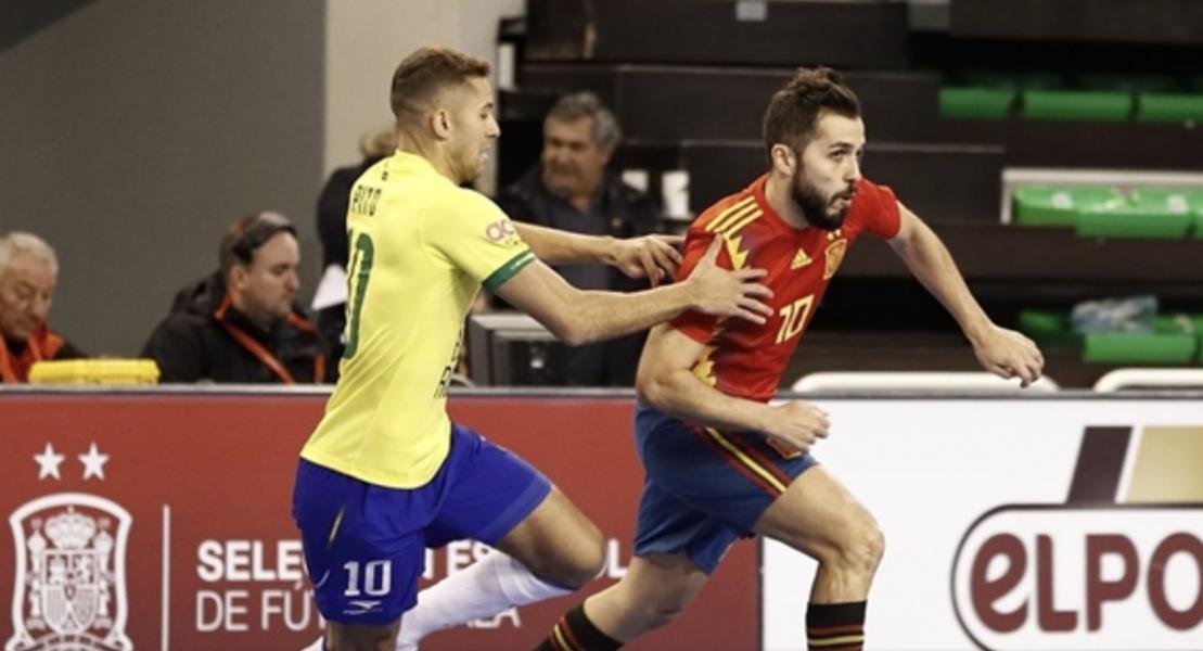 455d44ce9 W niedzielę, 14 kwietnia w koszalińskiej Hali Widowiskowo-Sportowej  rozegrany zostanie towarzyski mecz futsalowych reprezentacji Polski i  Brazylii.