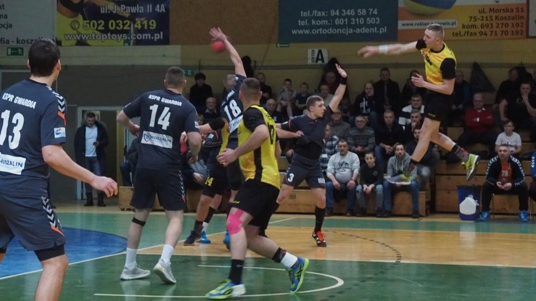 I liga: KSPR Gwardia Koszalin - SMS ZPRP Gdańsk - ekoszalin pl