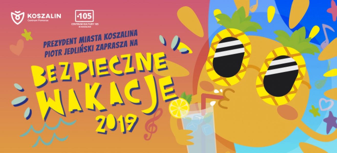 Bezpieczne Wakacje 2019 Program Ekoszalinpl
