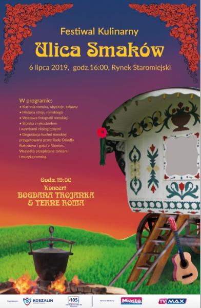 Kultura Romska Na Ulicy Smaków Ekoszalinpl